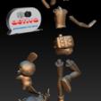 Descargar modelos 3D para imprimir Pokemon - May y Mudkip, 3dactive