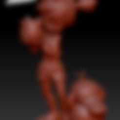 Descargar STL Pokemon Misty, 3dactive