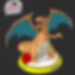 Descargar diseños 3D Pokemon Charizard, 3dactive