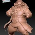Descargar modelos 3D Legend of Zelda: Breath of the Wild.  King Rhoam, 3dactive