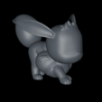 Download free STL file Pokemon Eevee, 3dactive