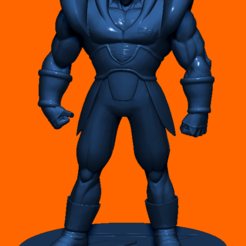 Download 3D model Dragon Ball Z - Android No. 16, 3dactive