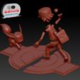 Imprimir en 3D Pokemon Catch - Red., 3dactive