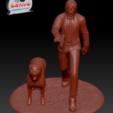 Descargar archivo 3D John Wick, 3dactive