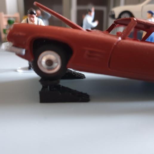20200524_100122.jpg Download free STL file Access ramps 2 • 3D print object, Garage143