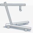 """Télécharger modèle 3D gratuit Grue d'atelier """"chèvre"""", Garage143"""