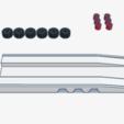 Télécharger fichier STL gratuit Transkit DS Tissier 1/43 • Modèle pour imprimante 3D, Garage143