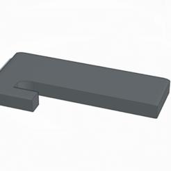Free 3D printer model Simple Phone Holder, sdgrant14