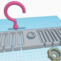 Archivos 3D Suspensión para cinturón, sdgrant14
