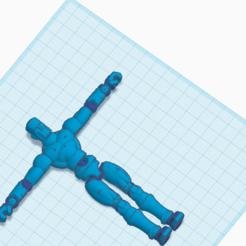 Descargar archivo 3D figura de acción posible, dmakris14