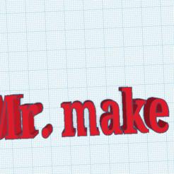 Download free 3D model QR code works, dmakris14