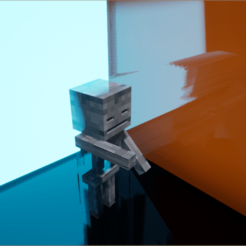 Black Squelette.png Télécharger fichier OBJ Black Squelette • Plan pour imprimante 3D, chinoiis
