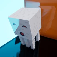 Download 3D printing designs Ghast, chinoiis