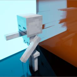 Squelette.png Télécharger fichier OBJ Squelette • Objet pour impression 3D, chinoiis
