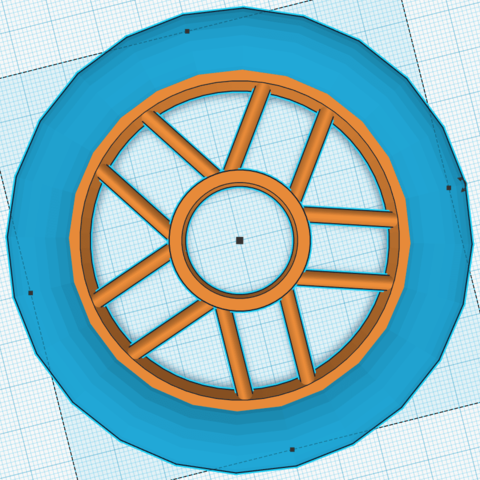 Download free 3D printing models 100 mm wheel, hugobeauchamp2