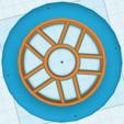 Télécharger fichier STL gratuit 100 mm wheel, hugobeauchamp2