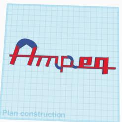 Télécharger modèle 3D gratuit logo ampeg, hugobeauchamp2