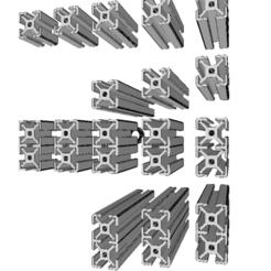 Download free 3D printer templates profile, hugobeauchamp2