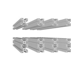 "Download free 3D printing models 7"" long profiler a 8½, hugobeauchamp2"