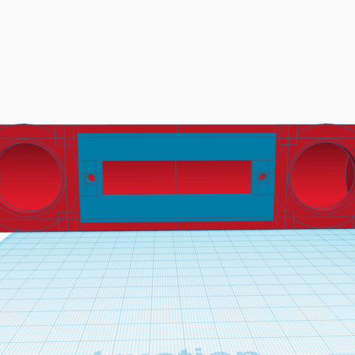 Download free 3D printer designs mini haut-parleur, hugobeauchamp2