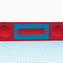Télécharger fichier impression 3D gratuit mini haut-parleur, hugobeauchamp2