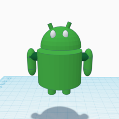 Télécharger fichier impression 3D gratuit andoid, hugobeauchamp2