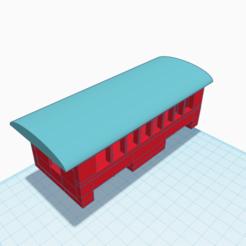 Descargar modelos 3D para imprimir Vagón de tren, hugobeauchamp2