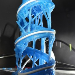 DSCN2526.JPG Download STL file Apple Watch Charging Stand • 3D printer design, ozziedesigns