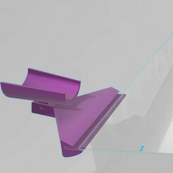 Repose Bras.JPG Download STL file Arm Rest • Template to 3D print, All1