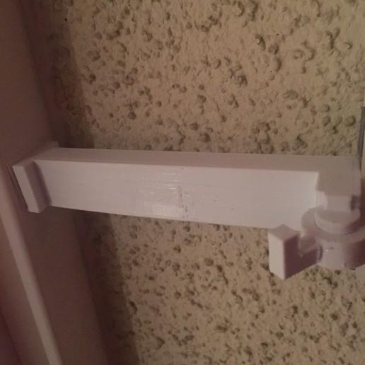 Télécharger modèle 3D gratuit Crochet avec tête pivotante, NiCrys