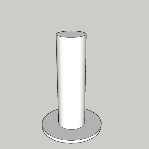 Download free OBJ file storage for reel • 3D printing template, hbonnement