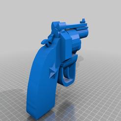 Descargar archivos 3D gratis .38 REVOLUCIÓN ESPECIAL (versión actualizada), procv