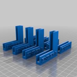f39cb16b26098781f5a878d6cd48e4ed.png Télécharger fichier STL gratuit ENDER 3 CLIPS POUR LIT DE VERRE • Plan pour impression 3D, procv