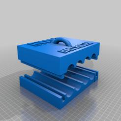 Descargar archivos 3D gratis EL RODILLO DE CEBO DE RYAN., procv