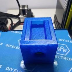 20200330_183414.jpg Télécharger fichier STL gratuit BOÎTIER DE FLASHEURS À LEDS POUR CAMÉRA FACTICE RECHARGEABLE PAR ÉNERGIE SOLAIRE • Plan pour imprimante 3D, procv
