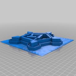 Descargar archivos 3D gratis CASTILLO DE LA BUENA ESPERANZA, procv