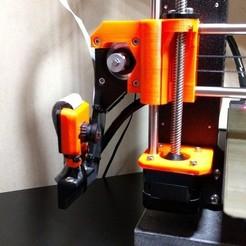 Télécharger fichier STL gratuit Prusa i3 MK2/MK2S/MK3 Support de webcam (Fish Eye) et décharge de traction • Plan imprimable en 3D, petclaud
