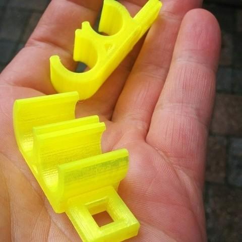 Télécharger modèle 3D gratuit Clip de tuyau pour détendeur de plongée sous-marine, petclaud