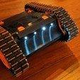 Télécharger objet 3D gratuit Phares simples pour le char RC de Staind - corps large, petclaud