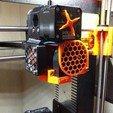 Impresiones 3D gratis Cubierta del ventilador del extrusor Prusa i3 MK3 Noctua, petclaud