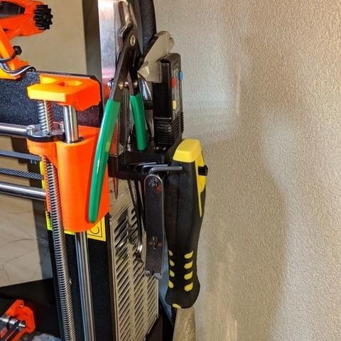 Télécharger fichier imprimante 3D gratuit Prusa i3 MK3 Porte-outils, petclaud