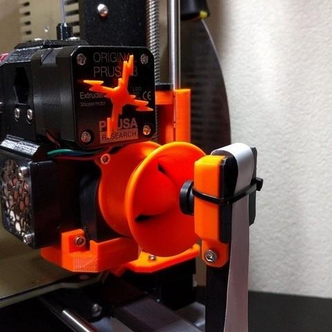 ac7ddd96d99dc41dd164b1e0ed790ab9_display_large.jpg Télécharger fichier STL gratuit Prusa i3 MK3 MK3 Raspberry Pi Monture de lit pour appareil photo - Mise à jour • Plan pour impression 3D, petclaud