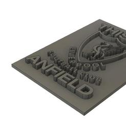 Télécharger fichier STL gratuit Voici Anfield • Objet pour imprimante 3D, simonlewis962