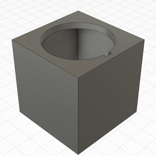 20_mm_switch_v1.jpg Download free STL file Switch Housing 20 mm • 3D printer template, simonlewis962