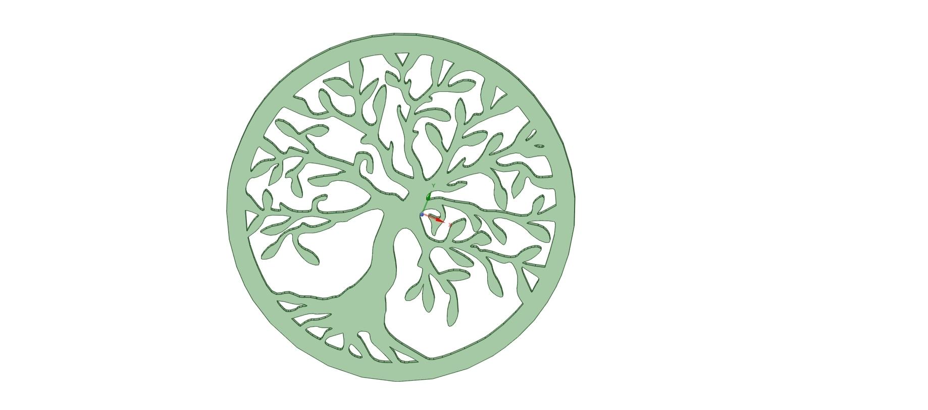 Tree_of_Life.jpg Download free STL file Tree of Life • 3D printer model, simonlewis962