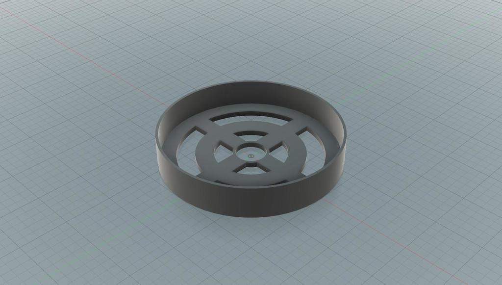 top_sand_reactor_v2.jpg Download free STL file Aquarium Sand reactor • 3D printable model, simonlewis962