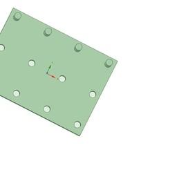 Imprimir en 3D gratis Jig de tablero de clavijas, simonlewis962