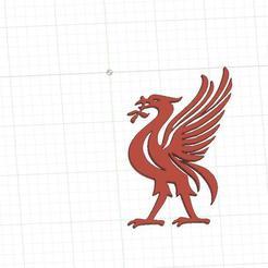 Download free 3D printer designs Liverbird, simonlewis962