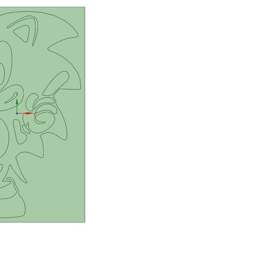 Download free 3D printer files Sonic, simonlewis962