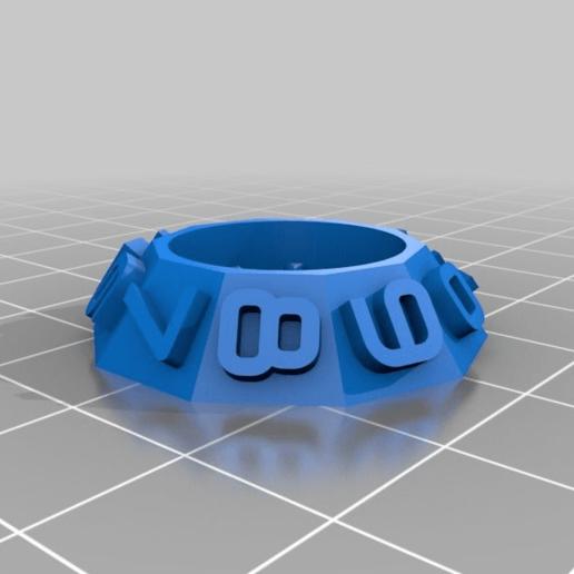 c74adfdf653515420a43ff8eeba77d49.png Download free STL file Latch Cryptex - Cerrojo • 3D printable design, xutano